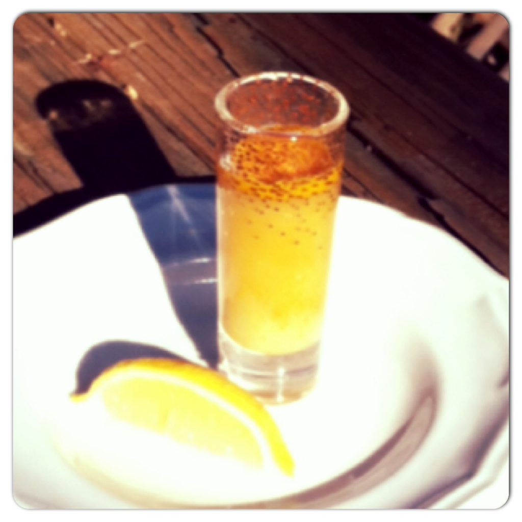 Ginger Cayenne Shot