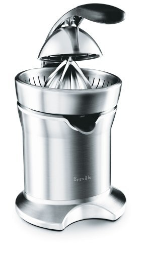 Breville 800CPXL Die-Cast Stainless-Steel Motorized Citrus Press Review