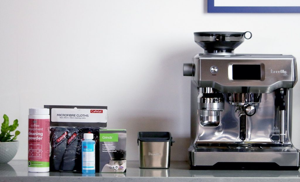 Breville Espresso Machine Cleaning [2020] Ultimate