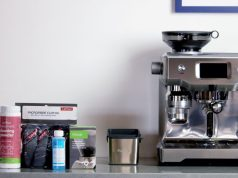 breville espresso machine cleaning