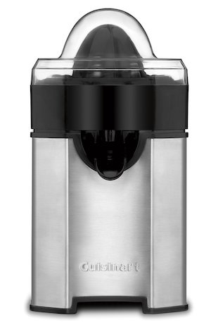 Cuisinart CCJ-500 Pulp Control Citrus Juicer, Brushed Stainless Review