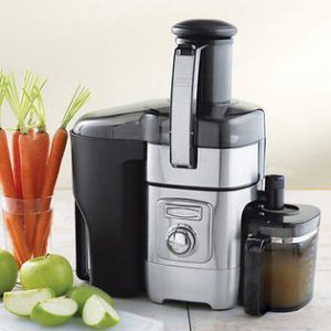 Cuisinart CJE-1000 Juice Extractor Review
