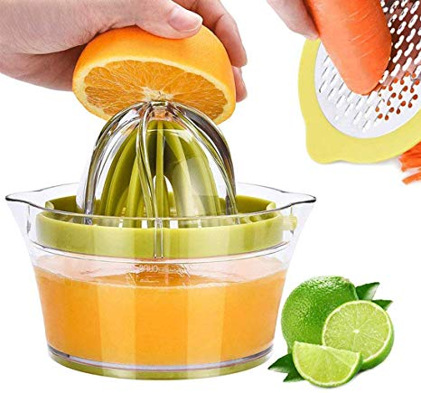 Drizom Citrus Lemon Orange Juicer Manual Hand Squeezer Review