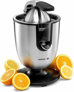 Eurolux ELCJ-1700 Electric Citrus Juicer Squeezer Review