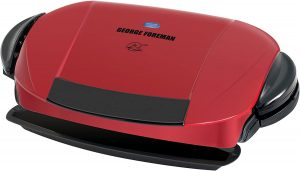 George Foreman 5-Serving Removable Plate Grill and Panini Press Review