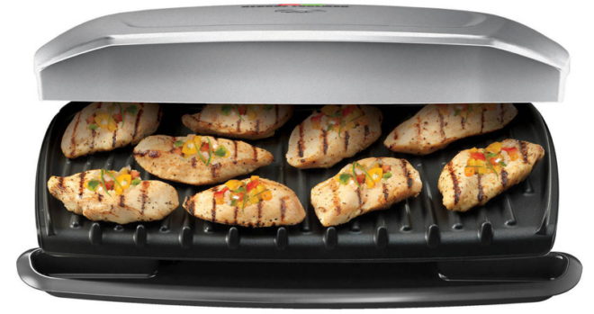 George Foreman Grill Cooking Times & Temperatures Chart for for Other Recipes