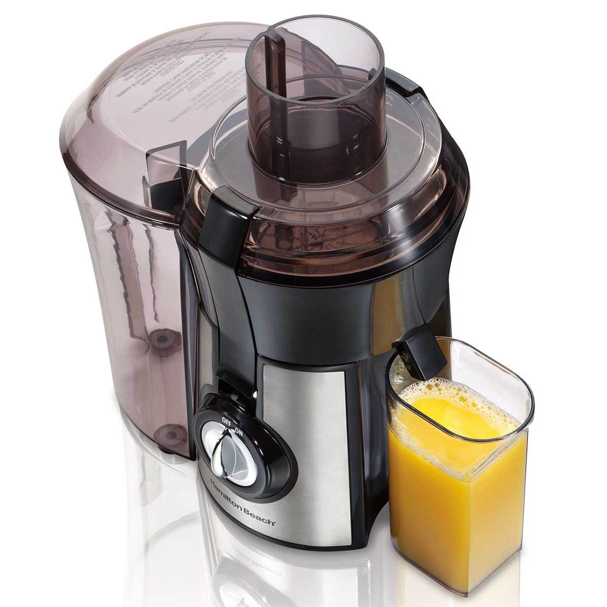 Hamilton Beach Pro Juicer Machine Review
