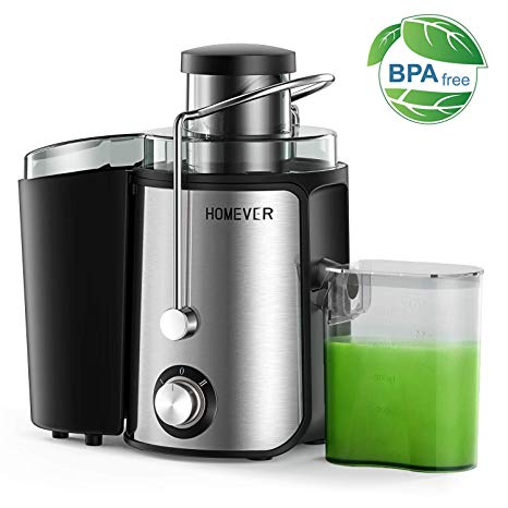 Homever Fruits & Vegetables Centrifugal Juicer Review