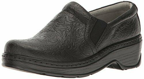 KLOGS Footwear Women's Naples Leather Closed-Back Nursing Clog Review