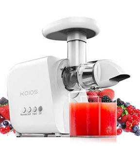 KOIOS High Juice Yield Juicer Review