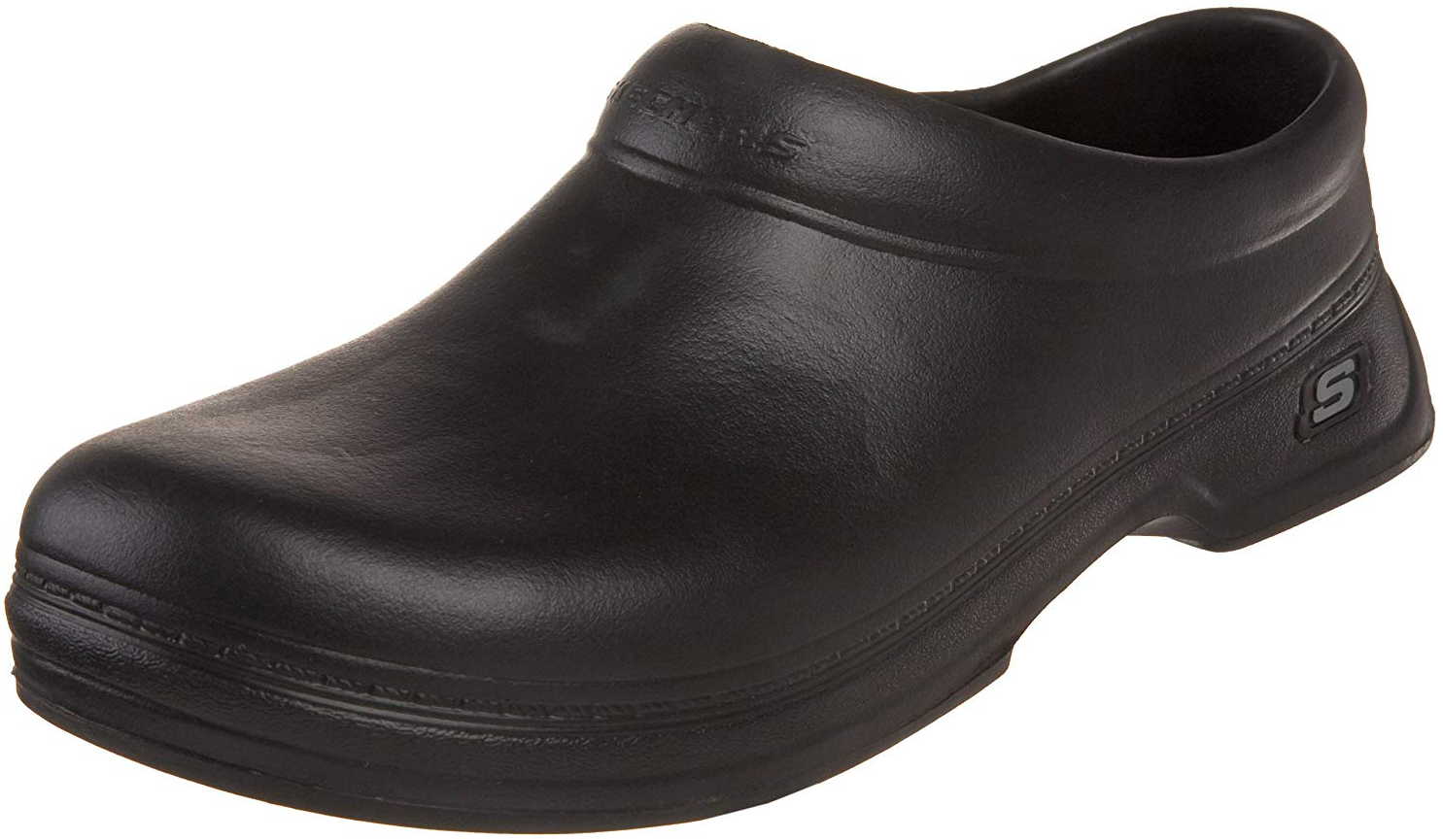 Skechers for Work Men's Balder Slip Resistant Work Clog Review